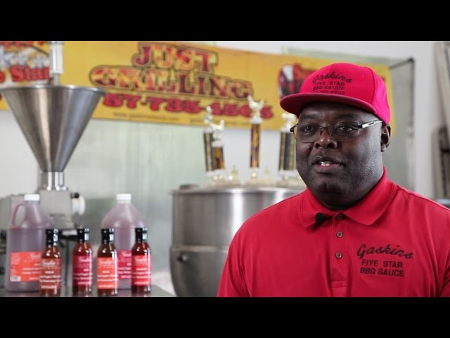 Gaskins Five Star BBQ Sauce on 'Kickin' It in the 757'
