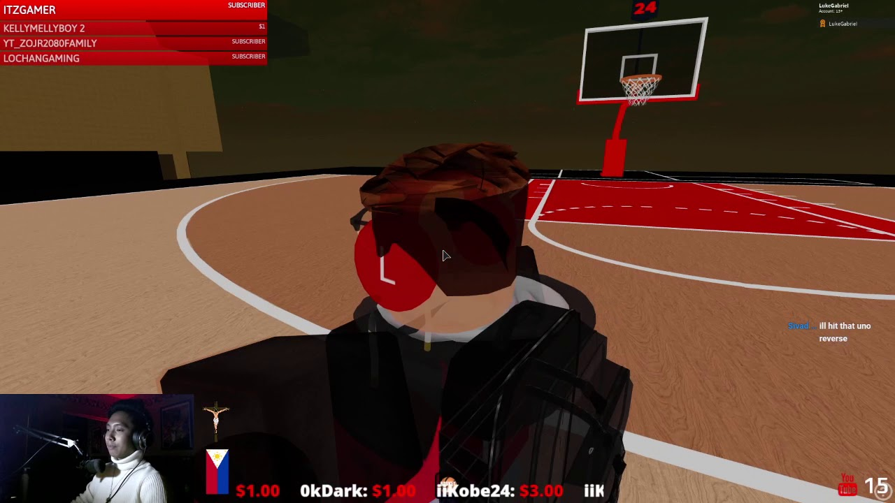 How To Dribble Like Lukegabriel On Roblox Youtube