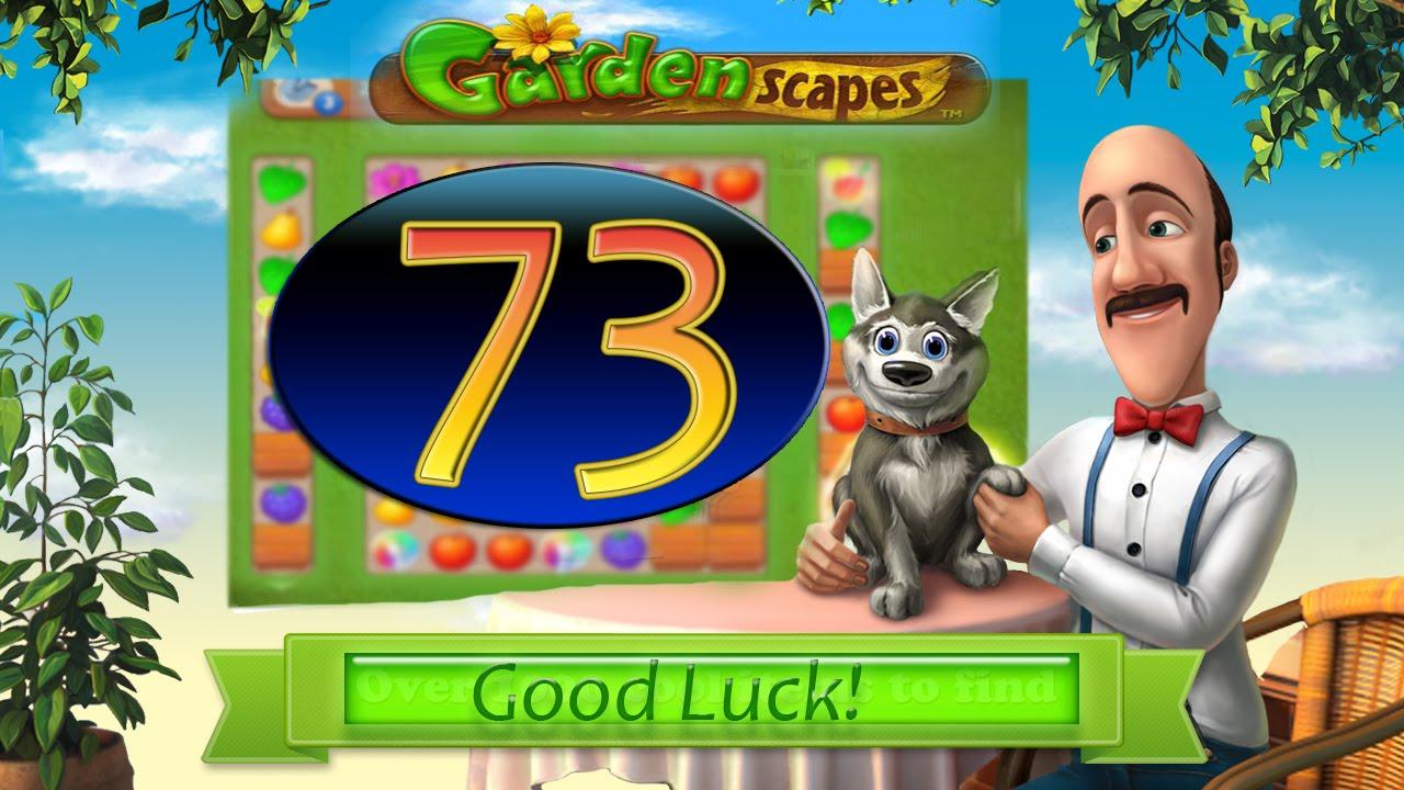 Как пройти 94 уровень в игре gardenscapes