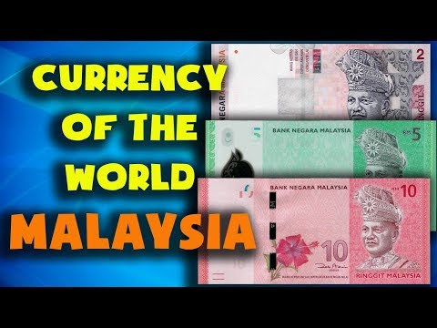 Currency Of The World - Malaysia. Malaysian Ringgit. Exchange Rates Malaysia. Malaysian Banknotes