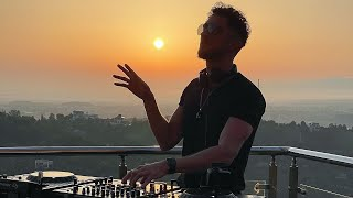 Asher - Sunrise In The Summer   Live Mix Performance
