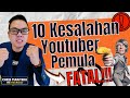 - 10 Kesalahan Youtuber Pemula 2020 & Tips Sukses Youtuber 2020   Chris Tuhuteru
