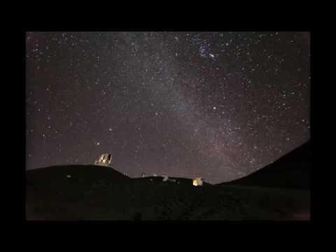 Dải Ngân Hà tuyệt đẹp giữa bầu trời đêm