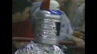 Montreal Expos Robot, Milwaukee County Stadium, 5-5-00