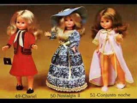 94b6a0fce5f Nancy Catálogo 1976 - Versión 2 - YouTube