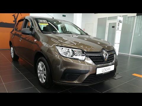 Renault Logan 2019 1.6 Life K7M. Проверенная временем легенда