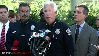 Airport police: LAX gunmen acted alone