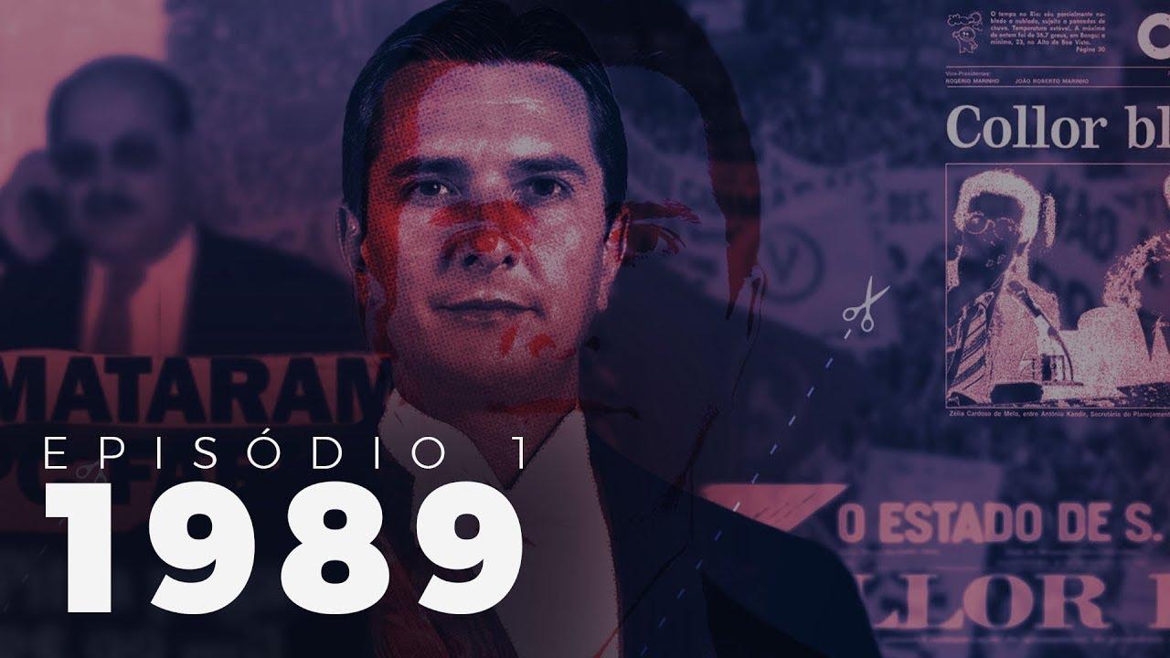 EP 1 - O Teatro das Tesouras | 1989