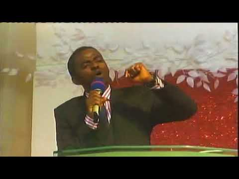 OVERCOMING FORCES THAT STAND AGAINST THE FULFILMENT OF PROPHECY prt1b  PST.  THANKGOD  S  ONYIA
