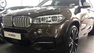BMW X5 M50d, Pyrite Brown