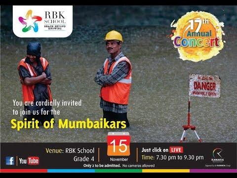 Grade 4 : Spirit of Mumbaikars