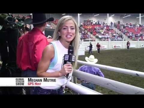 Professional Bull Riding at Global Petroleum Show