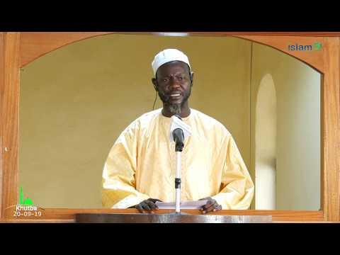 Khutba du 20-09-19: Le Tawhid et ses vertus- par Dr Serigne Elimane Ndiaye (HA)