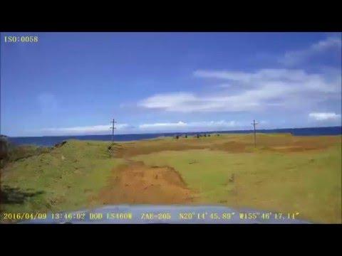 Kohala Lighthouse at Kauhola Pt