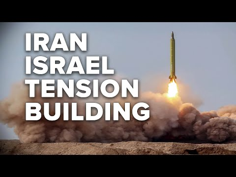 As Tension Builds Between Israel & Iran, Impact Felt on Northern Border 02/26/21