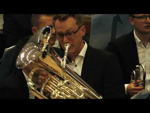 Brillante - Peter Graham By Robbert Vos On Euphonium With The Langgaard Brass Band