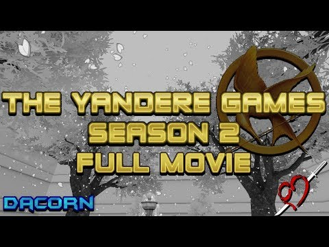 The Yandere Games FULL MOVIE | Part I