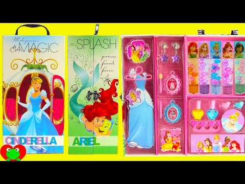 Disney Princess Cosmetics Set