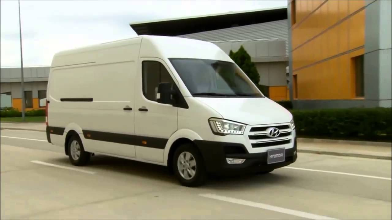 Hyundai H350 - YouTube