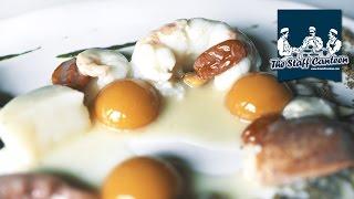 3 Michelin-starred Chef Enrico And Roberto Cerea Create Classic Seafood Risotto