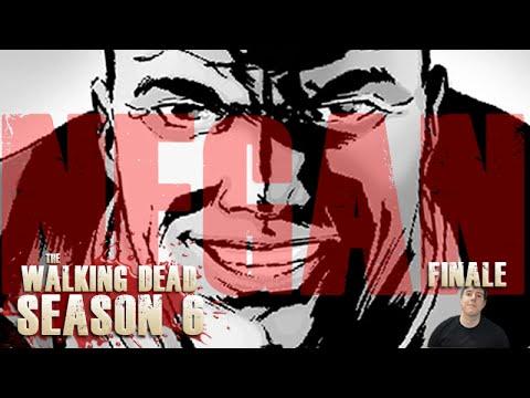 The Walking Dead Season 6 Finale - Will Negan Appear?