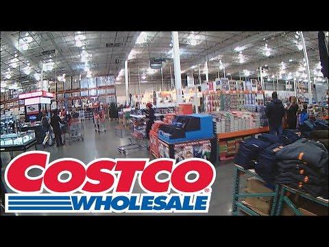 Оптовый Магазин США с Ограниченным Доступом (COSTCO Wholesale)