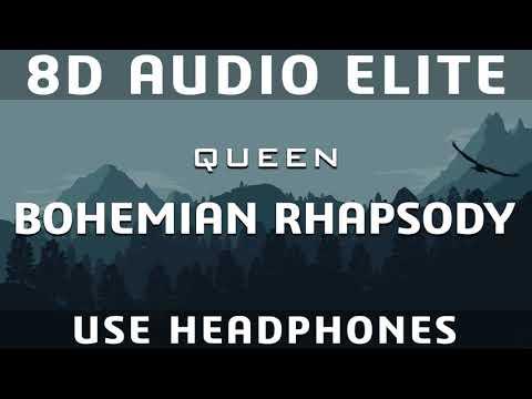 Queen - Bohemian Rhapsody  8D Audio Elite 