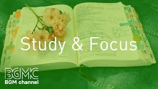 Slow Jazz For Study & Focus - Chill Out Jazz Music - Coffee Jazz Music