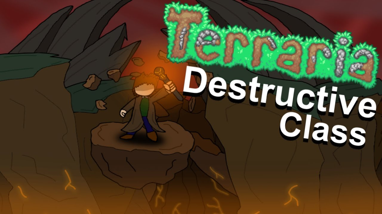 I Made A Terraria Class That Destroys Everything