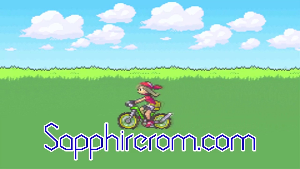 pokemon sapphire download for gba