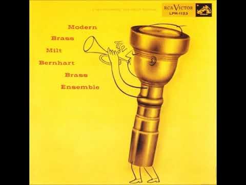 Milt Bernhart Brass Ensemble – Modern Brass ( Full Album )