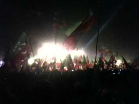 Imran Khan Reception: Pakistan Tehreek-e-Insaf Jalsa Karachi Dec 25th