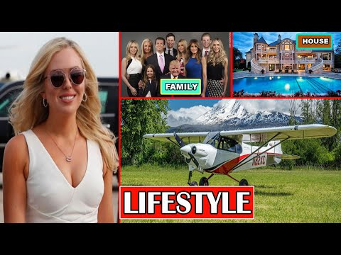 Donald Trump's Daughter Tiffany Trump Lifestyle ★ 2020 from YouTube · Duration:  3 minutes 50 seconds