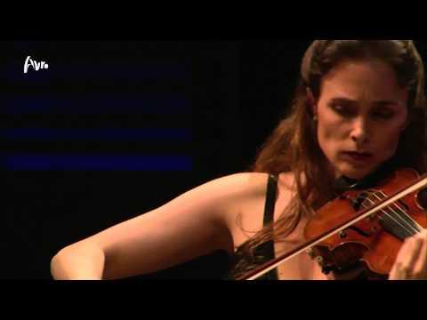 César Franck - Vioolsonate in A - Frederieke Saeijs (viool) & Nino Gvetadze (piano)