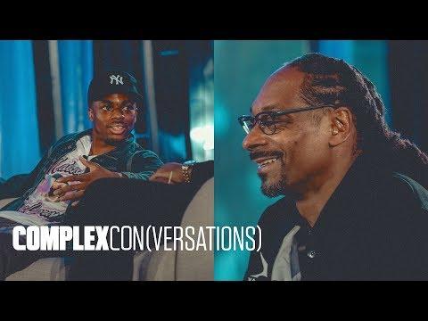 Snoop x Vince Staples | ComplexCon(versations)