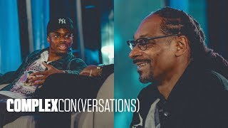 Snoop x Vince Staples | ComplexCon(versations)