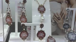 видео Изготовление ювелирных украшений на заказ в Москве|Ювелирная коллекция
