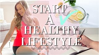 Here's how to live a healthy lifestyle in 2020! if you've been wanting start healthier but aren't sure where start, this video is for you! ...