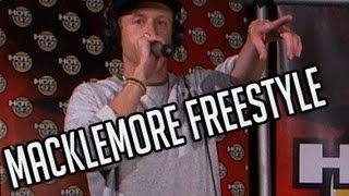 MACKLEMORE FREESTYLE: