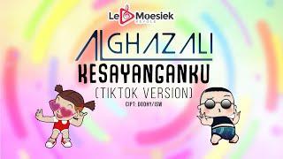 "Download Al Ghazali - Kesayanganku ""TikTok Version"" ( Official Lyric Video )"