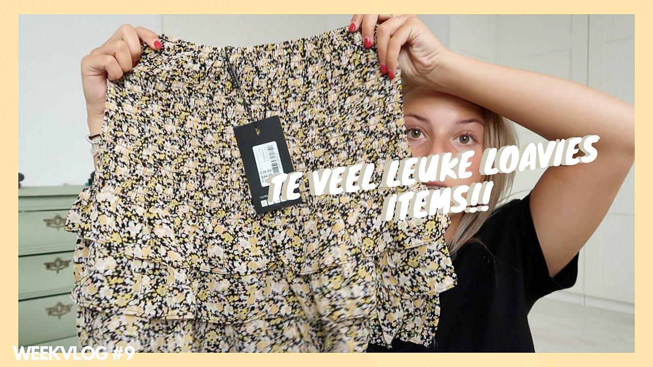 MEGA veel pakketjes UNBOXEN, oeps! & Nagelcursus 🍋  Weekvlog #9    Fleur Nijbacker