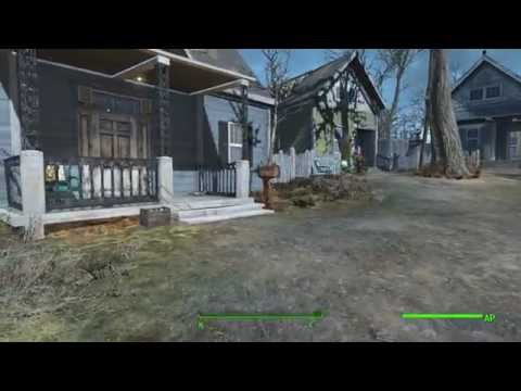 Fallout 4 Human Error quest - Find the location of secret Compound