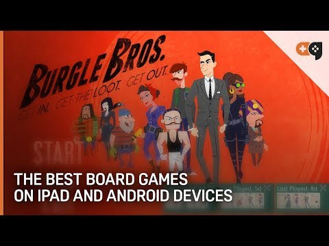The Best Board Games On IPad And Android