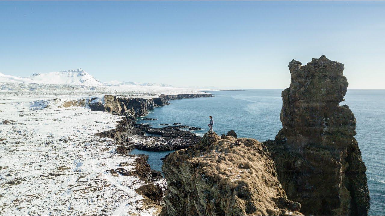 Iceland Skies | DJI Mavic Pro Reel
