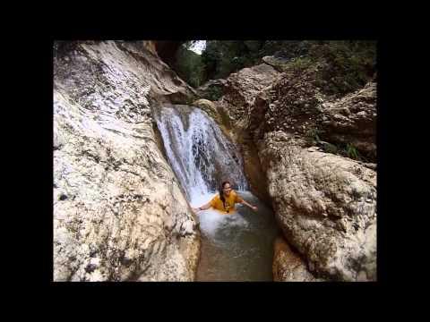 water fall Haiti 2015