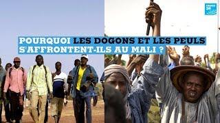 Mali : pourquoi les Dogons et les Peuls s'affrontent-ils ?