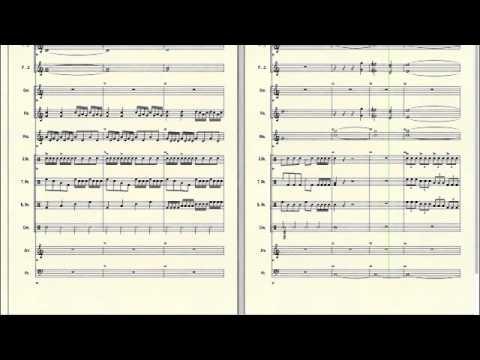 Gending Sriwijaya   Banyuwangian   Janger   Pianica and Marching Percussoin Arrangement