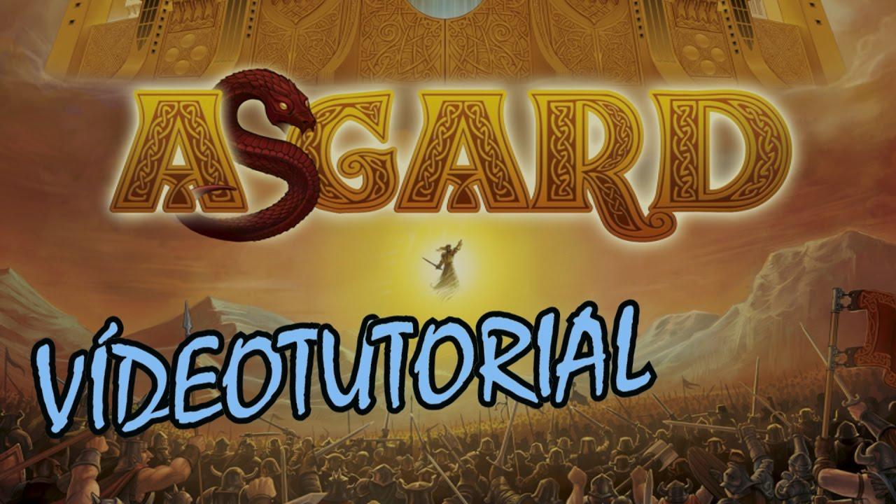 Asgard juego de mesa rese a aprende a jugar youtube for Viciados de mesa