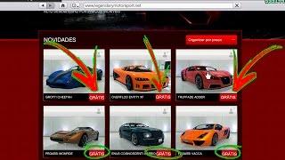 🔴Como Pegar Qualquer CARRO de GRAÇA no GTA 5 Online🏁