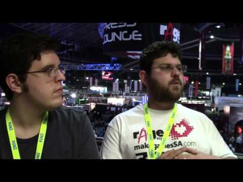 Interview With Make Games SA Chairman Nick Hall At rAge 2013